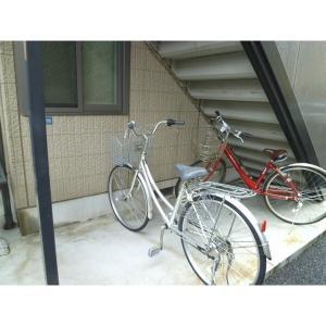 メゾンリコシェ 物件写真4 駐輪スペース