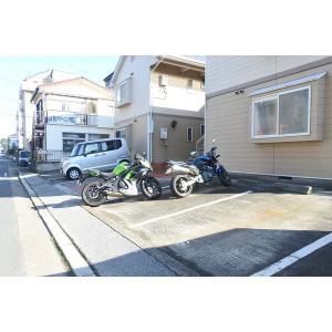 プレゼンスヨエム 物件写真4 駐車場
