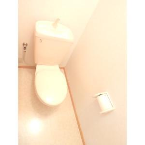 エーデルウィスタリア 部屋写真6 トイレ