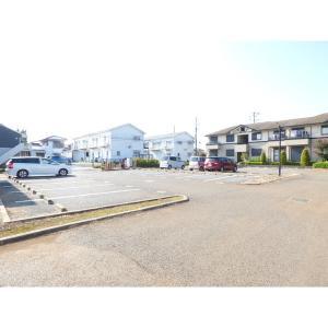 オプティミスタ拾番館 物件写真3 駐車場