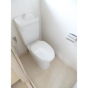 旭ルーミー成田22号館 部屋写真4 トイレ