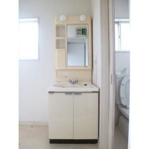 旭ルーミー成田22号館 部屋写真5 洗面所