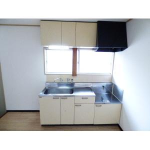アタミハイツⅠ 部屋写真2 キッチン