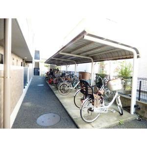 EternalJewel 物件写真5 屋根付き駐輪場