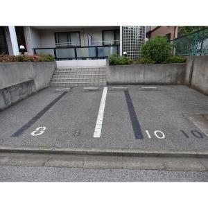 カスタリアⅡ 物件写真3 駐車場