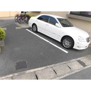ベイサイドマナー2 物件写真4 駐車場