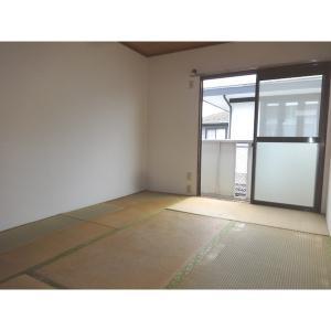 アタミハイツⅡ 部屋写真1 居室・リビング