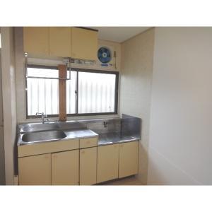 アタミハイツⅡ 部屋写真2 キッチン