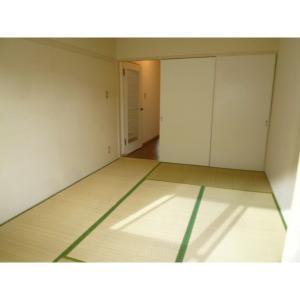 パールガーデン1号館 部屋写真2 居室・リビング