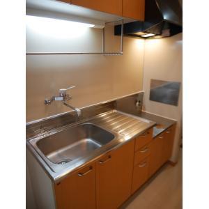 グリーンルーフ 部屋写真2 キッチン