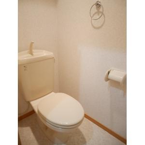 グリーンルーフ 部屋写真4 トイレ