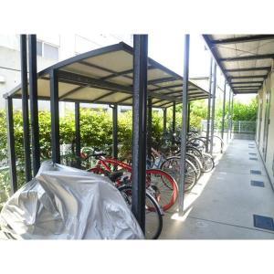 シティーコーポ岩田2 物件写真3 自転車置き場