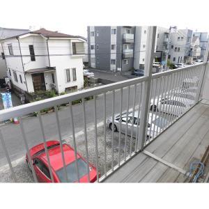ハイツファミール 物件写真4 2階からの眺望です