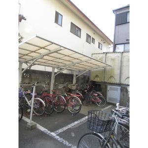 ニューキャネル須賀 物件写真4 駐輪場