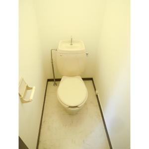 シャトルM&M 部屋写真4 トイレ