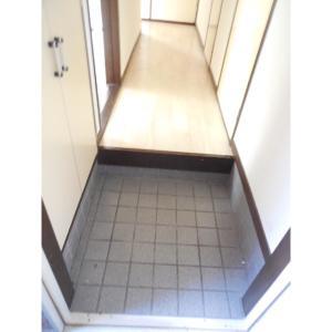 シャトルM&M 部屋写真6 玄関