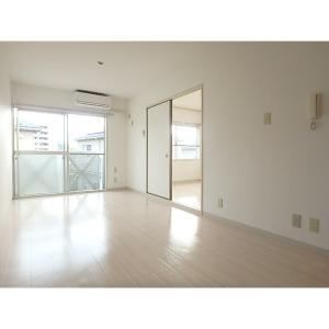 サニーフラット3号棟 部屋写真1 居室・リビング