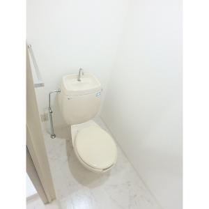 サニーフラット3号棟 部屋写真4 トイレ