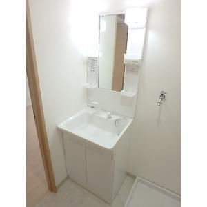 サニーフラット3号棟 部屋写真5 洗面所