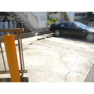 コーポ高郷 物件写真4 駐車場