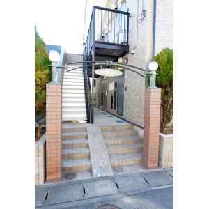 東野壱番館 物件写真2 自転車置き場は屋根付