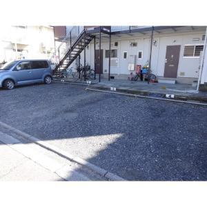 二和ハイツ 物件写真4 駐車場