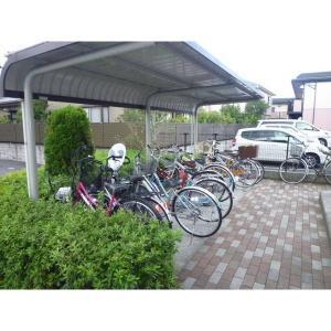 フローレンス美郷参番館 物件写真3 駐輪場