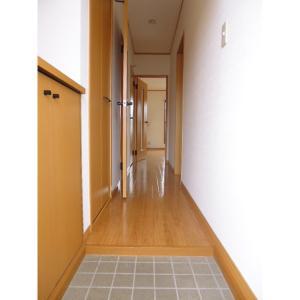 フローレンス美郷参番館 部屋写真6 玄関