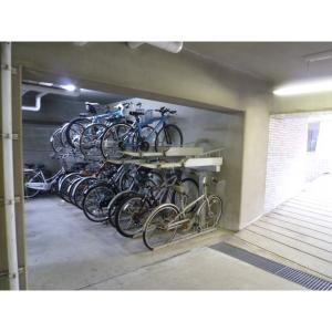 タイムズプラザ 物件写真4 駐輪場あり