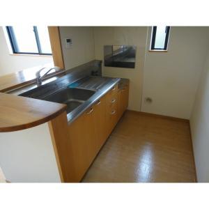 アン・ソレイエ 部屋写真4 キッチン