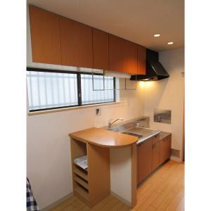 メゾネット南葛西No.3 部屋写真2 キッチン