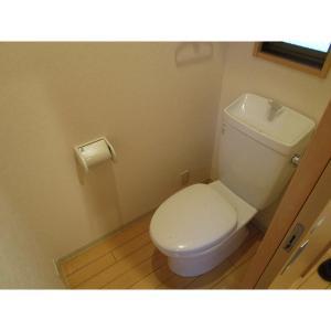 メゾネット南葛西No.3 部屋写真4 トイレ