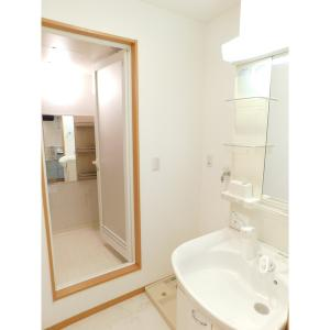 サンライズ西立野 部屋写真4 洗面所