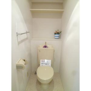 ルーチェ・北新横浜 部屋写真4 トイレ