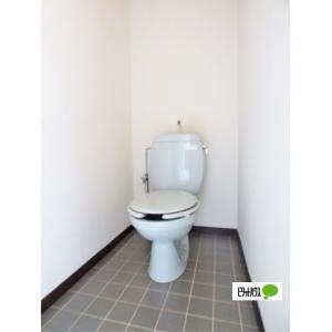 ホワイトキャッスル 部屋写真5 トイレ