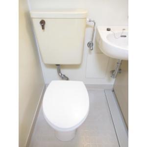 ミントハウス13 部屋写真4 トイレ