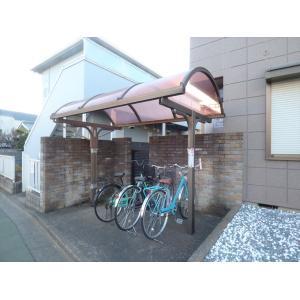 メゾンT 物件写真3 屋根付駐輪場