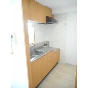 メルカート 部屋写真2 キッチン