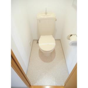 メルカート 部屋写真4 トイレ