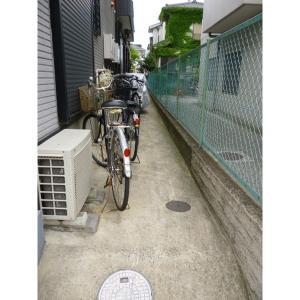ウィステリア 物件写真3 駐輪スペース