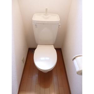 ウィステリア 部屋写真5 トイレ