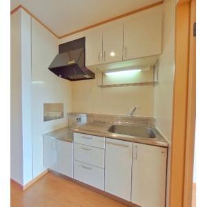 グレンツェントⅡ 部屋写真2 キッチン
