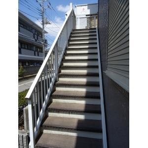 アペアー南葛西 物件写真4 階段