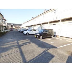 成田SK第1シャルマン 物件写真2 駐車場