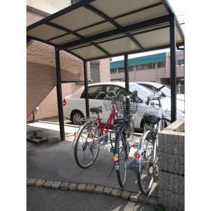 ソレアード志木 物件写真2 駐輪場