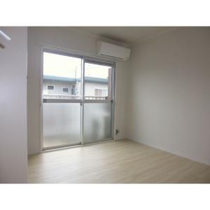 スカイハイツA 部屋写真2 南向きの明るい洋室