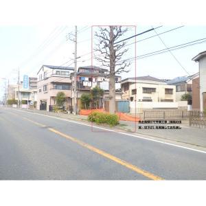 鹿島田二丁目売地