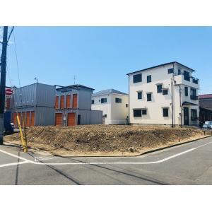 B区画 新堀2丁目土地