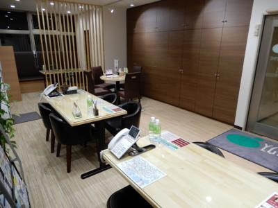 ピタットハウス豊洲シエルタワー店 店舗棟