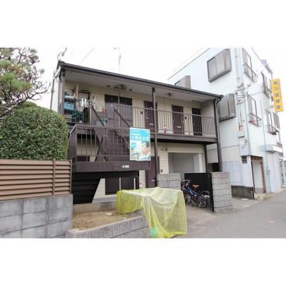 西田レジデンスB棟[2階]の外観